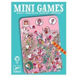Gra mini - Gdzie jest Róża