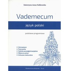 Vademecum z języka polskiego 2015 AKSJOMAT