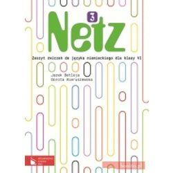 Netz 3 Zeszyt ćwiczeń do języka niemieckiego (opr. miękka)