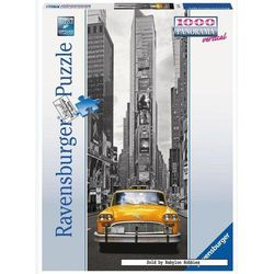 Puzzle New York Taxi Panorama 1000