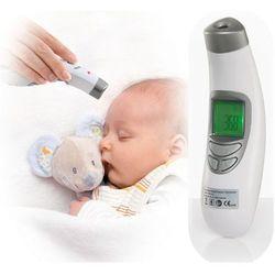 Soft Temp - termometr bezdotykowy 1sek, 3w1, REER