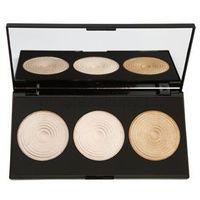 Makeup Revolution Radiance paleta pudrów rozświetlających + do każdego zamówienia upominek.