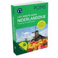 Last Minute audio - rozmówki ze słowniczkiem niderlandzkie - Wysyłka od 3,99 - porównuj ceny z wysyłką (opr. miękka)