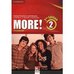 More! 2 Second Edition. Podręcznik + Cyber Homework + Online Resources More! 2 Second Edition. Ćwiczenia (opr. miękka)