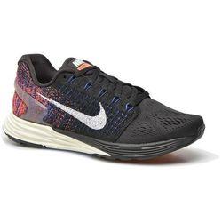 Buty sportowe Nike Wmns Nike Lunarglide 7 Damskie Wielokolorowe 100 dni na zwrot lub wymianę