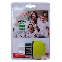 BRUER ZANZARZERO urządzenie elektroniczne przeciwko komarom do domu