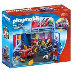 Playmobil  Game box, warsztat motocyklowy 6157