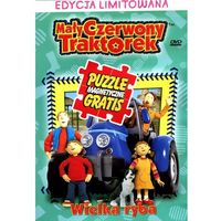 Mały Czerwony Traktorek: Wielka ryba + puzzle