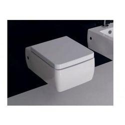 Kerasan Ego zestaw miska WC wisząca 50 cm z deską wolnoopadającą (321501+328801) 321501+328801