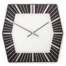 NeXtime - zegar ścienny Hexagon