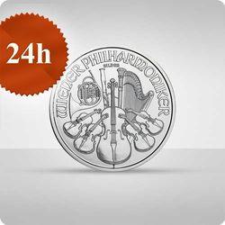 Wiedeńscy Filharmonicy 1 uncja srebra - wysyłka 24 h!