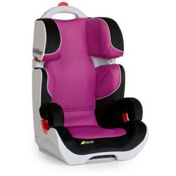 HAUCK Fotelik samochodowy Bodyguard 2/3 black/pink