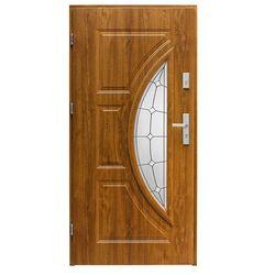 Drzwi wejściowe Szmaragd 90 lewe SplenDoor