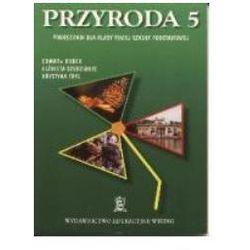 Przyroda 5 Podręcznik dla klasy piątej szkoły podstawowej (opr. miękka)