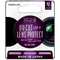 MARUMI filtr fotograficzny FIT+SLIM MC UV (CL) 67mm