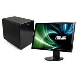 Komputer Vobis Gamer Intel i7-4790 8 GB 1TB+120 GB SSD GTX960 2GB Win 7 64 + Monitor Asus VG248QE (Gamer522606)/ DARMOWY TRANSPORT DLA ZAMÓWIEŃ OD 99 zł