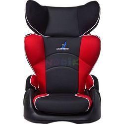 Fotelik samochodowy Movilo 15-36kg Caretero (czerwony)