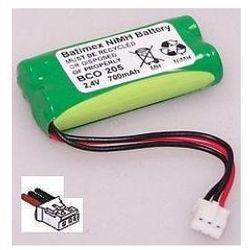 Bateria Philips Kala 300 700mAh 1.7Wh NiMH 2.4V 2xAAA