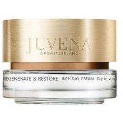 Juvena Skin Regenerate Rich Day Cream bogaty krem na dzień do skóry suchej i bardzo suchej 50ml