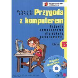 PRZYGODA Z KOMPUTEREM KL.5 PODRĘCZNIK+CD VIDEOGRAF (opr. broszurowa)