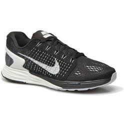 Buty sportowe Nike Wmns Nike Lunarglide 7 Damskie Czarne 100 dni na zwrot lub wymianę