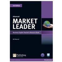 Market Leader Advanced 3ed Teachers Resource Book with Test Master CD-ROM (opr. miękka)