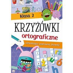 KRZYZOWKI ORTOGRAFICZNE KL.2-AKSJOMAT (opr. broszurowa)