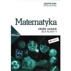 Matematyka. Klasa 4. Zbiór zadań (opr. broszurowa)