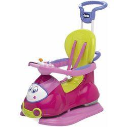 Jeździdło 4w1 Chicco (różowe)