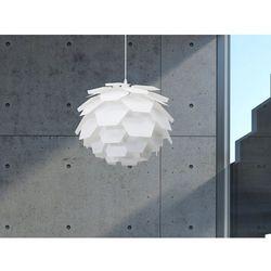 Lampa biala - sufitowa - zyrandol - lampa wiszaca - SEGRE mala