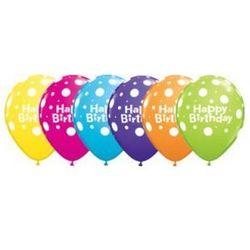 Balony urodzinowe Happy Birthday