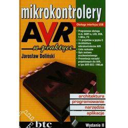 Mikrokontrolery AVR w praktyce - Sprawdź naszą wygodną WYSZUKIWARKĘ PODRĘCZNIKÓW! (opr. twarda)