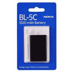 Bateria Nokia BL-5C Oryginalna Box
