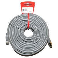 Kabel VIVANCO Cat 5e 25 m Szary