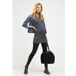 Esprit Maternity Sukienka dzianinowa dark grey