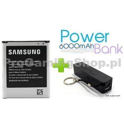 Akcja-Oryginalny akumulator do Samsung Galaxy Ace 2-i8160 (1500 mAh) + dodatkowa moc 6000 mAh