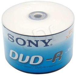 Płyty DVD-R SONY 4.7GB x16 SZPINDEL 50SZT