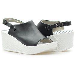 Sandały Carini B3152 Czarne