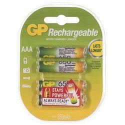 GP Akumulator, AAA 650mAh, 1 sztuka Darmowy odbiór w 19 miastach!