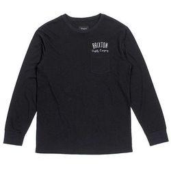 koszule BRIXTON - Driven Black (0100)