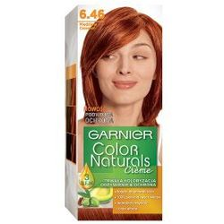 GARNIER Color Naturals farba do włosów 6.46 Czerwień miedziana