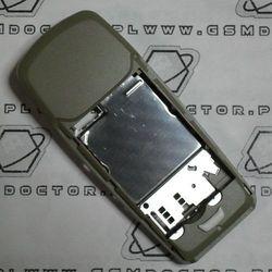 Obudowa Nokia 3120 środkowa zielona