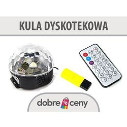 Kula dyskotekowa DISCO LED Magic Ball HIT