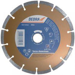 Tarcza do cięcia DEDRA H1105 110 x 22.2 diamentowa segmentowa
