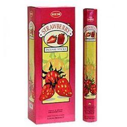 Kadzidełka Truskawka Strawberry HEM 200szt.