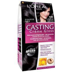 LOREAL Paris Casting Creme Gloss 100 Lukrecja Farba do włosów