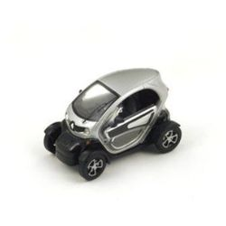 SPARK Renault Twizy (silver)