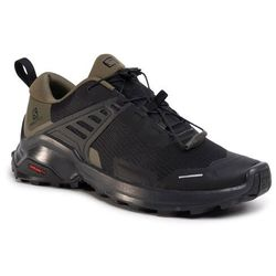 Buty SALOMON - X Raise 410412 28 M0 Black/Grape Leaf/Phantom