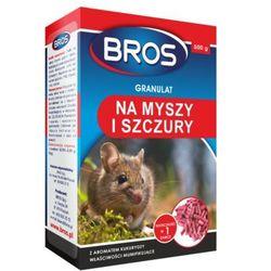BROS - granulat na myszy i szczury 250g (BROS048)