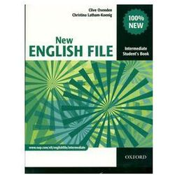 New English File Intermediate, Student's Book (podręcznik) (opr. twarda)